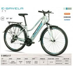 Trekové elektrokolo Crussis e-Savela 1.7 (2022) – rám 19″...