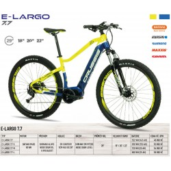 Horské elektrokolo Crussis e-Largo 7.7 (2022) – rám 18″...