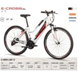 Krosové elektrokolo Crussis e-Cross lady 1.7-S (2022) –...