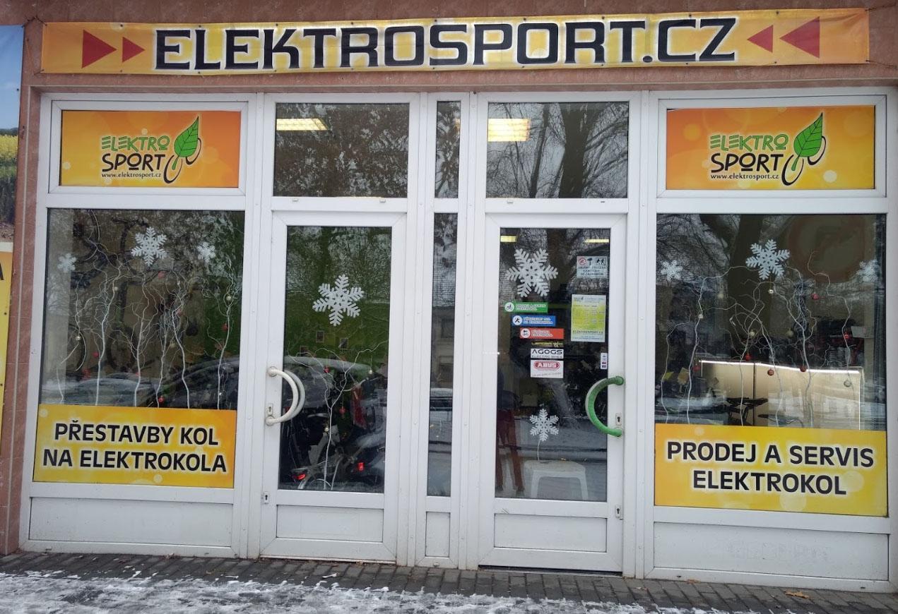 Obchod elektrosport s.r.o.